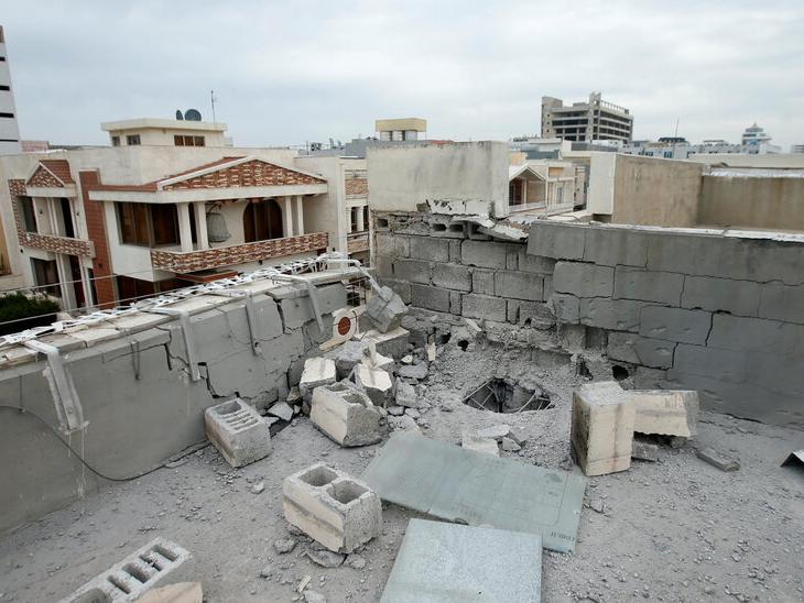 अमेरिका ने सीरिया में हवाई हमले किए, ईरान समर्थक आतंकी ठिकानों को उड़ाया; कई आतंकियों की मौत विदेश,International - Dainik Bhaskar