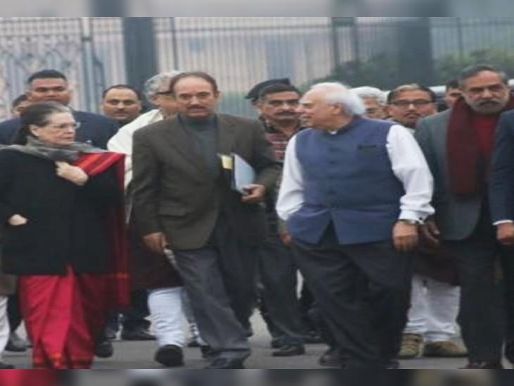 कांग्रेस में खुली बगावत के आसार: राहुल के उत्तर-दक्षिण वाले बयान से नाराज कांग्रेस के जी -23 नेता आज जम्मू में मिलेंगे, गांधी फैमिली को दे सकते हैं कड़ा संदेश