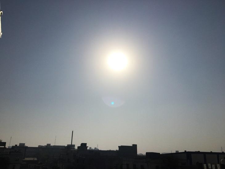 चार साल में पहली बार फरवरी में 31 डिग्री पहुंचा तापमान, कल से मौसम में हो सकता है बदलाव पानीपत,Panipat - Dainik Bhaskar