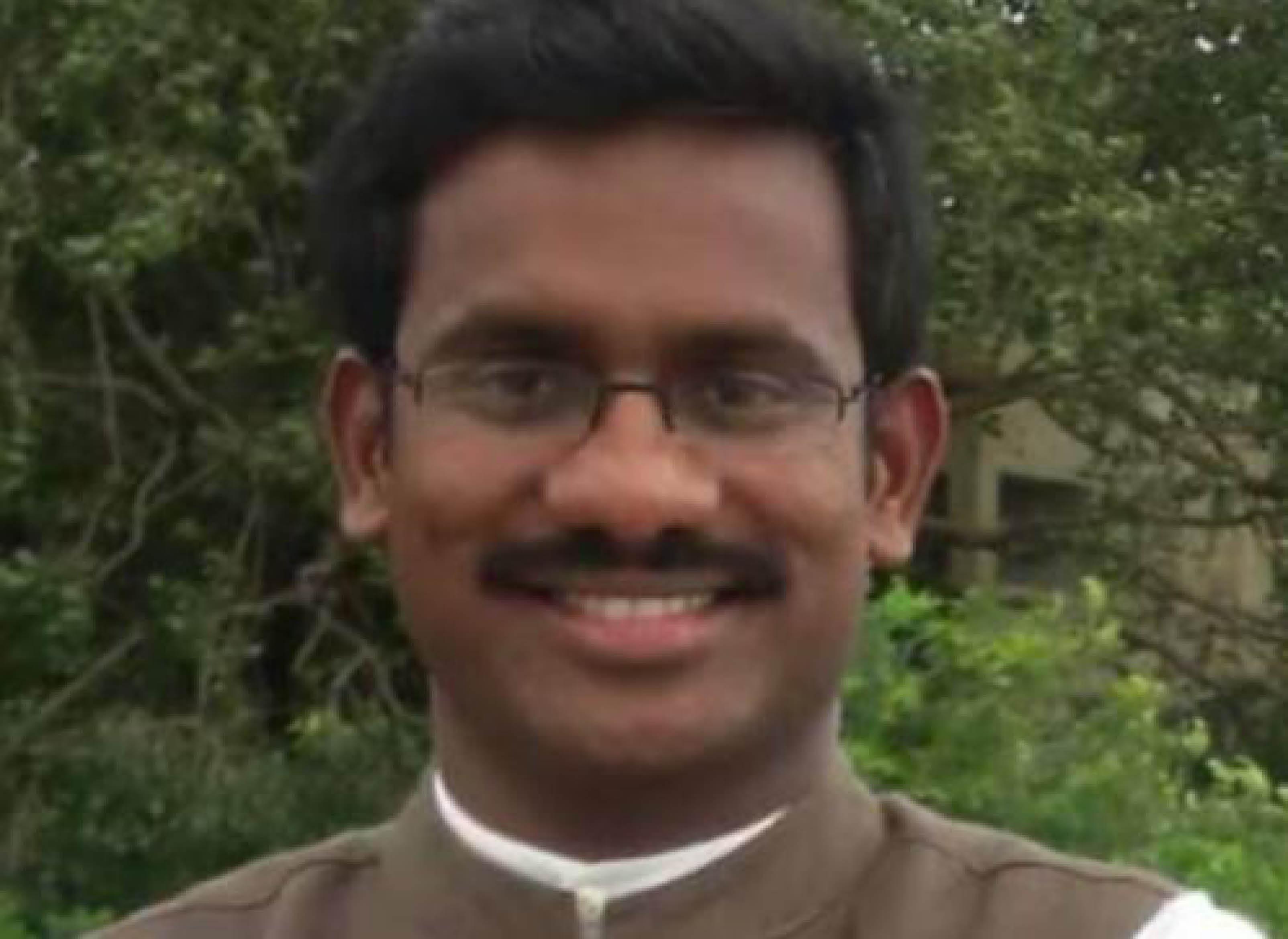डॉ. सतीश कुमार होंगे भिंड के नए कलेक्टर, वीरेंद्र सिंह पहुंचे इंदौर|भिंड,Bhind - Dainik Bhaskar
