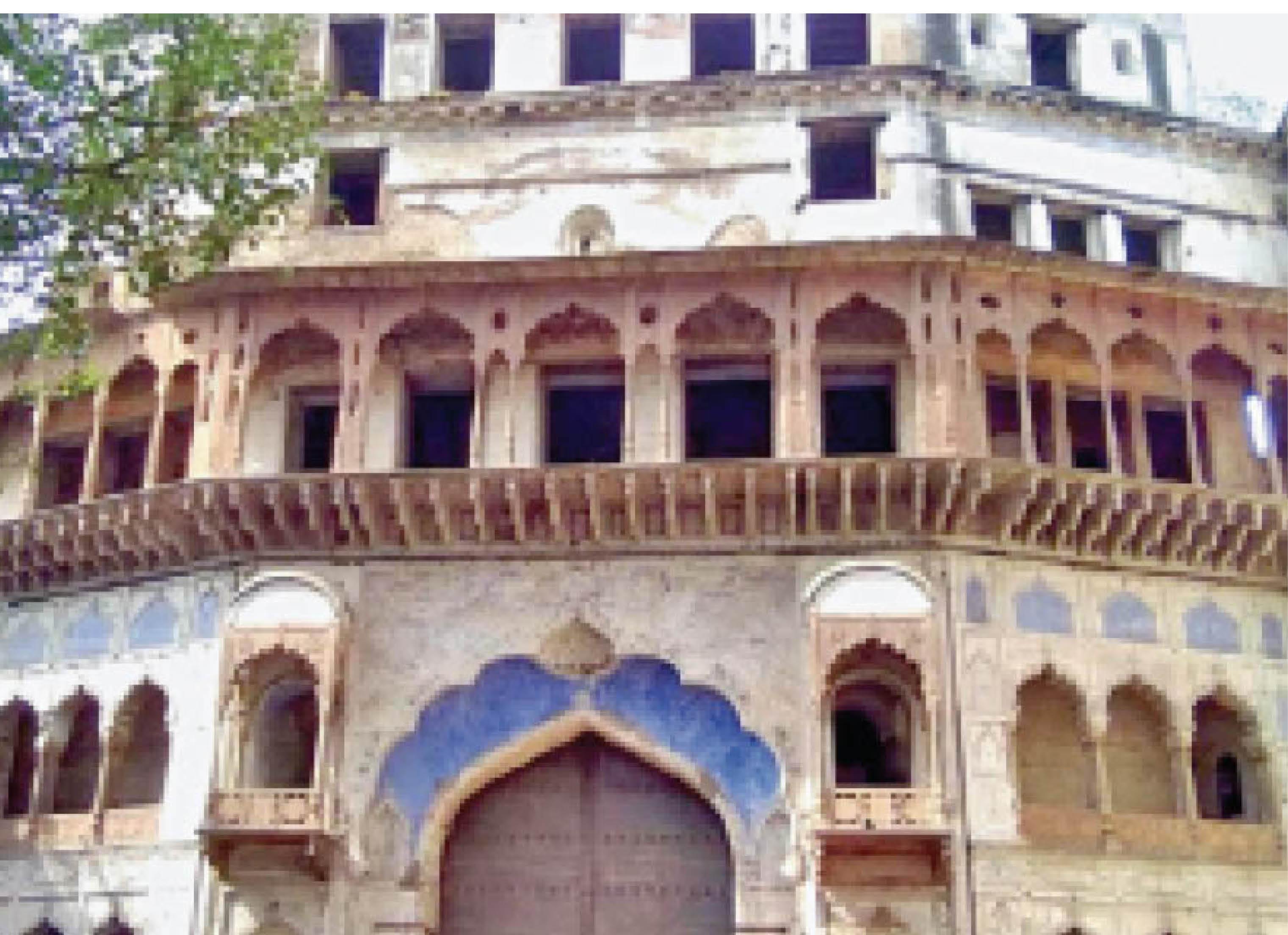 भोपाल का ताजमहल फिर इंदौर की कंपनी को सौंपा, 47 महीने में बनाना होगा हैरिटेज होटल भोपाल,Bhopal - Dainik Bhaskar