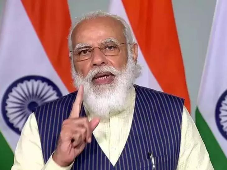 15 दिन में तीसरी बार TN से जुड़े PM: मेडिकल यूनिवर्सिटी के कन्वोकेशन में मोदी ने MGR का जिक्र किया;  कहा- उनका शासन गरीबों के लिए दया से भरा था