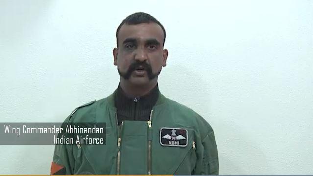 बालाकोट एयरस्ट्राइक के दो साल: पाकिस्तान ने विंगंदरर अभिनंदन के हिरासत में दिए बयान का नया वीडियो जारी किया, जिसमें 15 10