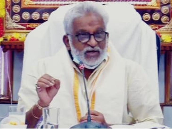 योगी सरकार से मांग: TTD चेयरमैन बोले- अयोध्या में बालाजी मंदिर के लिए जमीन उपलब्ध कराए उत्तर प्रदेश सरकार