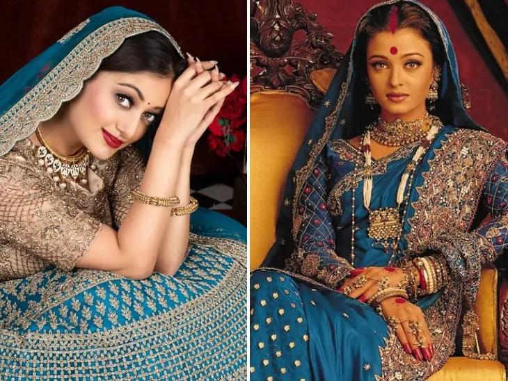Marathi actress Mansi Nayak has been described by many as Shwarya Rai because of her looks.