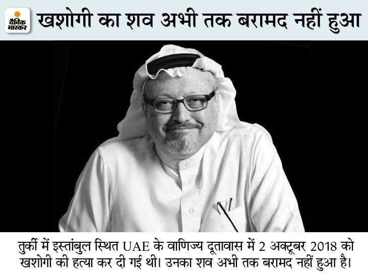 सऊदी क्राउन प्रिंस मोहम्मद बिन सलमान ने पत्रकार जमाल खशोगी की हत्या की मंजूरी दी थी|विदेश,International - Dainik Bhaskar