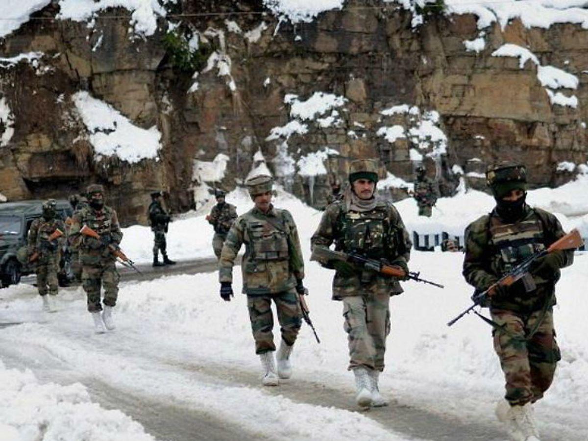 मौसम से सामना में काम आई हेल्थ स्ट्रैटेजी: पूर्वी लद्दाख में चीनी सेना की चुनौती से बड़ी दुश्मन है मौसम, सेना ने ग्राउंड लेवल पर बनाई रणनीति