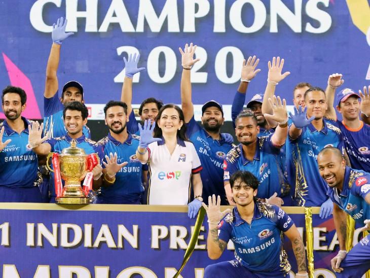 6 शहरों में हो सकता है IPL: तेलंगाना के मंत्री ने हैदराबाद में भी टूर्नामेंट कराने की अपील की, BCCI से कहा- यहां कोरोना के बहुत कम मामले हैं