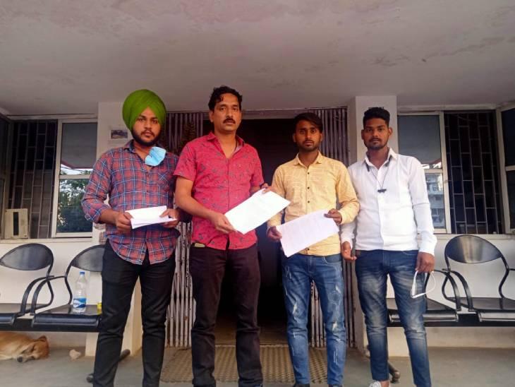 पुलिसकर्मी बनकर 22 हजार ठगे, साफ्टवेयर में IMEI नंबर डालकर पता कर लेता था मोबाइल नंबर|जबलपुर,Jabalpur - Dainik Bhaskar