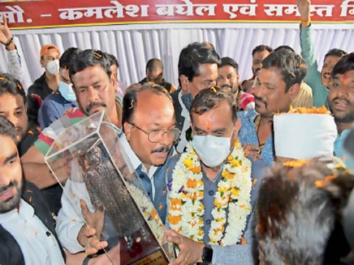 आज भोज पॉलिटिक्स: कार्यकर्ताओं में जोश भरने आए भाजपा प्रदेश अध्यक्ष शर्मा, निगम चुनाव पर चर्चा होगी
