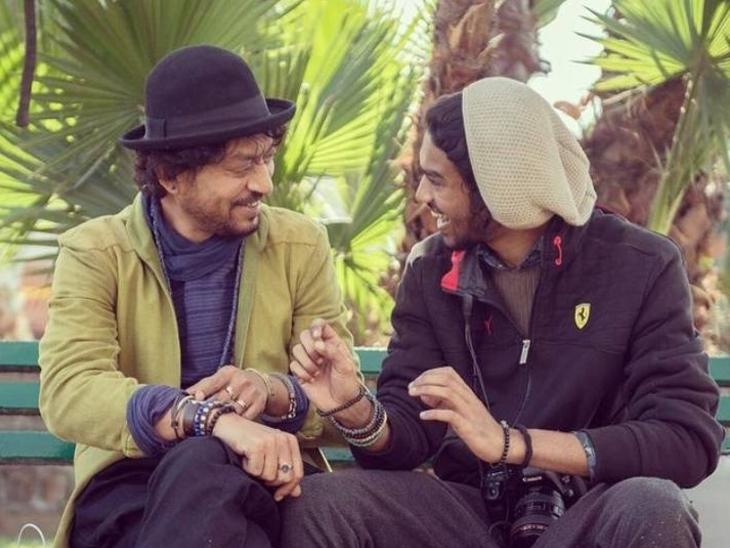 अनसीन मैसेज: बाबिल ने पिता इरफान खान के साथ चैट का एक गुस्सा किया शेयर, भावुक होकर बोले-करने वाला था उनके पुराने मैसेज पर रिप्लाई