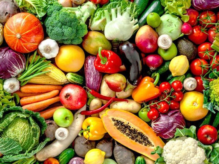 लम्बी उम्र चाहिए तो हफ्ते में 5 दिन तक रोजाना 400 ग्राम फल-सब्जियां खाएं, कैंसर जैसी बीमारियां भी दूर रहेंगी|लाइफ & साइंस,Happy Life - Dainik Bhaskar