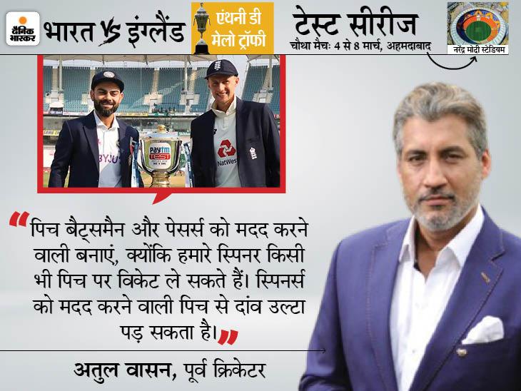 टेस्ट चैम्पियनशिप फाइनल के लिए भारत को अब ड्रॉ की जरूरत, सिराज को मिल सकता है मौका|क्रिकेट,Cricket - Dainik Bhaskar
