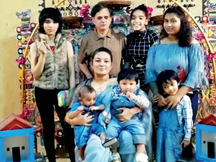 गुजरात के डॉ।  दंपति गढ़ रही नई परिभाषा: गर्भपात न करवा कर जन्म देने वाले कर रहे हैं;  विवाह पूर्व जन्मे 7 बच्चों को गोद में कर रहे परवरिश