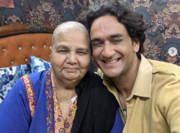 कैंसर से जूझ रही हैं राखी की मां: राखीवंत की मां से मिले विकास गुप्ता, बोले- 'राखी मुझे तुम पर गर्व है, मां की बीमारी के बावजूद तुम लोगों का मनोरंजन किया'