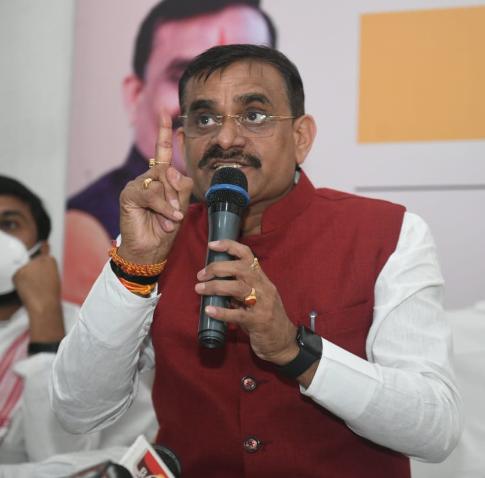 भाजपा ने 54 नगरीय निकाय जिला एवं 16 नगर निगम प्रभारी घोषित किए, कृष्णमोहन को भोपाल और शंकर लालवानी को इंदौर का प्रभारी बनाया भोपाल,Bhopal - Dainik Bhaskar
