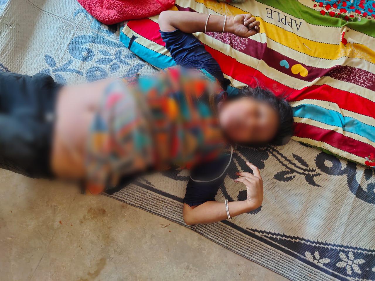 रात में घर पर साथ बैठकर शराब पी; झगड़ा होने पर प्रेमी ने गला घोंटकर मार दिया; दो साल से साथ रह रहे थे|भोपाल,Bhopal - Dainik Bhaskar