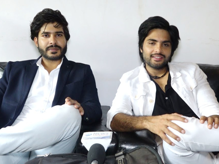 भास्कर इंटरव्यू: राम गोपाल वर्मा की फिल्म में डॉन और उसके भाई के रोल में दो सगे भाई, बोले- सर के बराबर खुद भी अपने को नहीं पता होगा