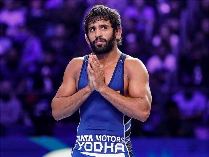 बजरंग पूनिया ने सोशल मीडिया को कहा अलविदा; टोक्यो ओलंपिक के कारण लिया फैसला, लिखा- सभी मेरे लिए दुआ करें|हरियाणा,Haryana - Dainik Bhaskar