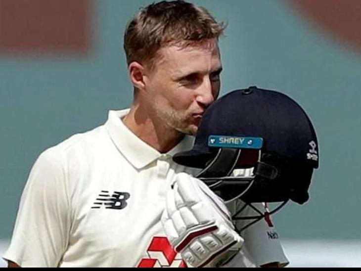 जो रूट ने भारत के खिलाफ टेस्ट सीरीज के पहले मैच में दोहरा शतक जमाया था।
