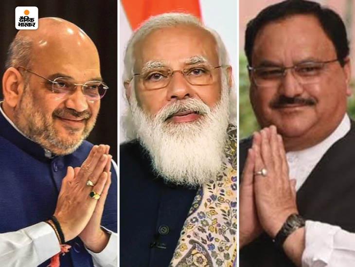 भाजपा का तार्थातोड़ प्रचार: पीएम मोदी बंगाल में 20 और असम में 6 रैलियां करेंगे, अमित शाह-नड्डा की 50-50 सभाएं