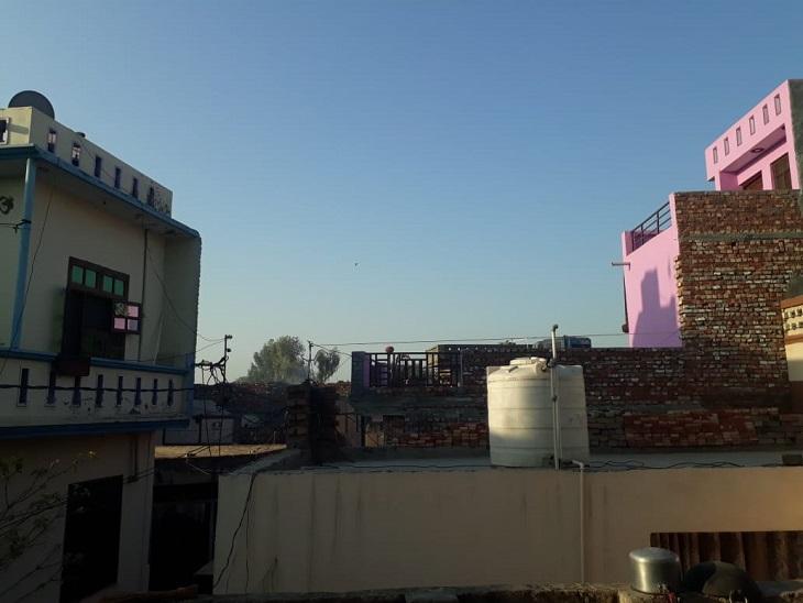 धूप खिली पर 26KM की रफ्तार से चली हवाएं करा रहीं ठिठुरन का अहसास, 1 डिग्री बढ़ा तापमान पानीपत,Panipat - Dainik Bhaskar