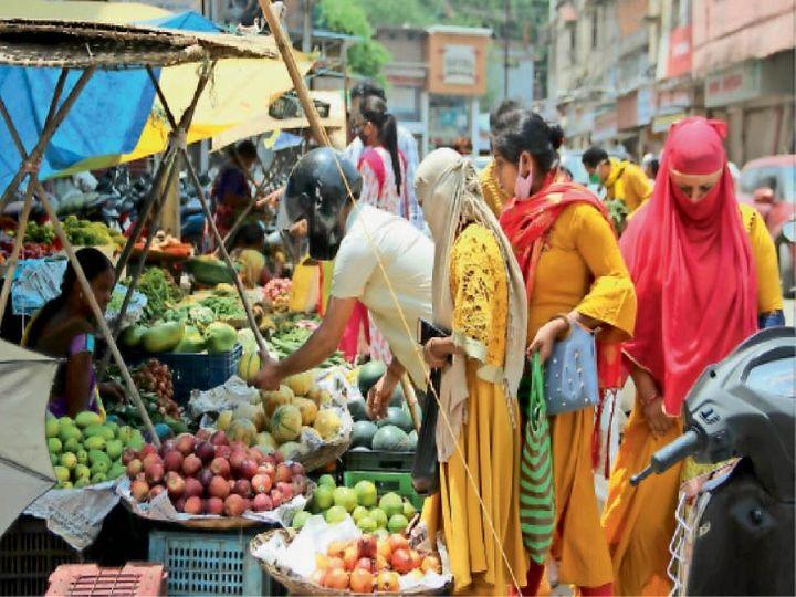 महंगाई की मार: सब्जी सस्ती लेकिन धुली दाल और रसोई गैस ने बिगाड़ा गोका, एक थाली पर बढ़ा औसतन 15 रुपए का खर्च