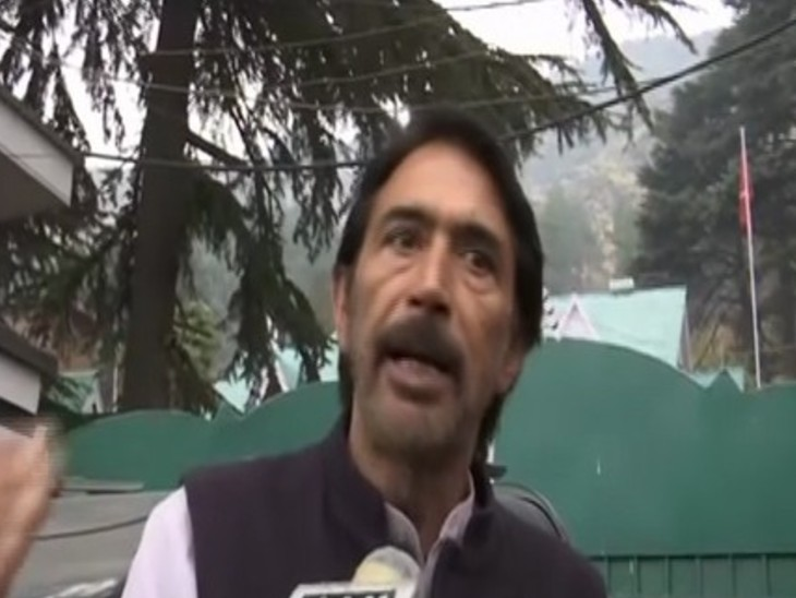 Jammu and Kashmir Congress President Ghulam Ahmed Mir, who reached Delhi, spoke to the media.
