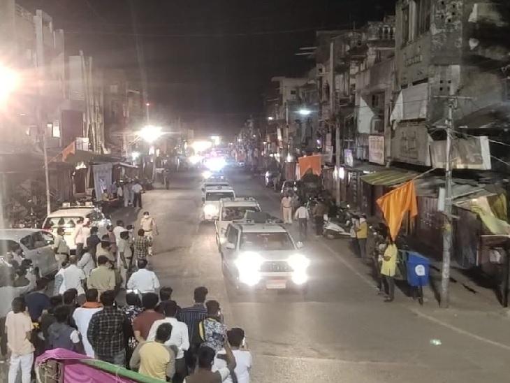 खंडवा सांसद नंदकुमारसिंह चौहान का अंतिम संस्कार आज: बुरहानपुर के शाहपुर लाया गया है।