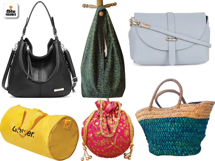 ब्रांड बैग: पार्टी के लिए होबो और आउटिंग के लिए स्लाउची बैग कैरी करें, खरीदारी करना है तो स्लिंग बैग के बारे में करना होगा