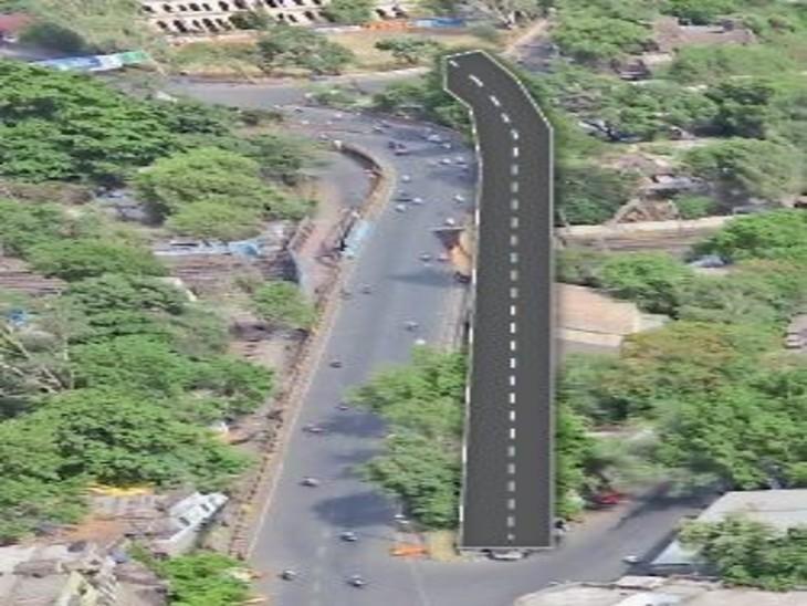 जाम फ्री बनेगा फ्रीगंज, ब्रिज के लिए उज्जैन को मिले 55 करोड़ उज्जैन,Ujjain - Dainik Bhaskar