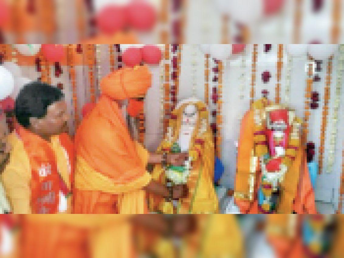 प्राण-प्रतिष्ठा महोत्सव: वाल्मीकि समाज सनातन धर्म की रक्षा करने में आज भी आगे बढ़ा है