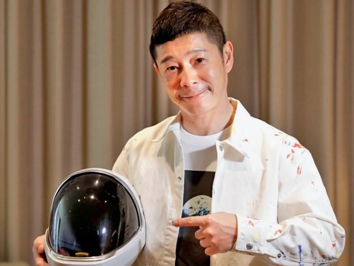जेन मस्क की फ्लाइट में शामिल होने का मौका: 8 यात्रियों को चांद पर मुफ्त में ले जाएगा जापानी अरबपति युसकू मेजावा, स्पेस फ्लाइट की 8 फ्लाइट्स