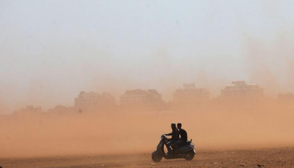 भोपाल समेत 21 जगहों पर रात का पारा लुढ़का; धूल भरी हवाएं चलना शुरू, रात और दिन के तापमान में गिरावट भी होगी मध्य प्रदेश,Madhya Pradesh - Dainik Bhaskar