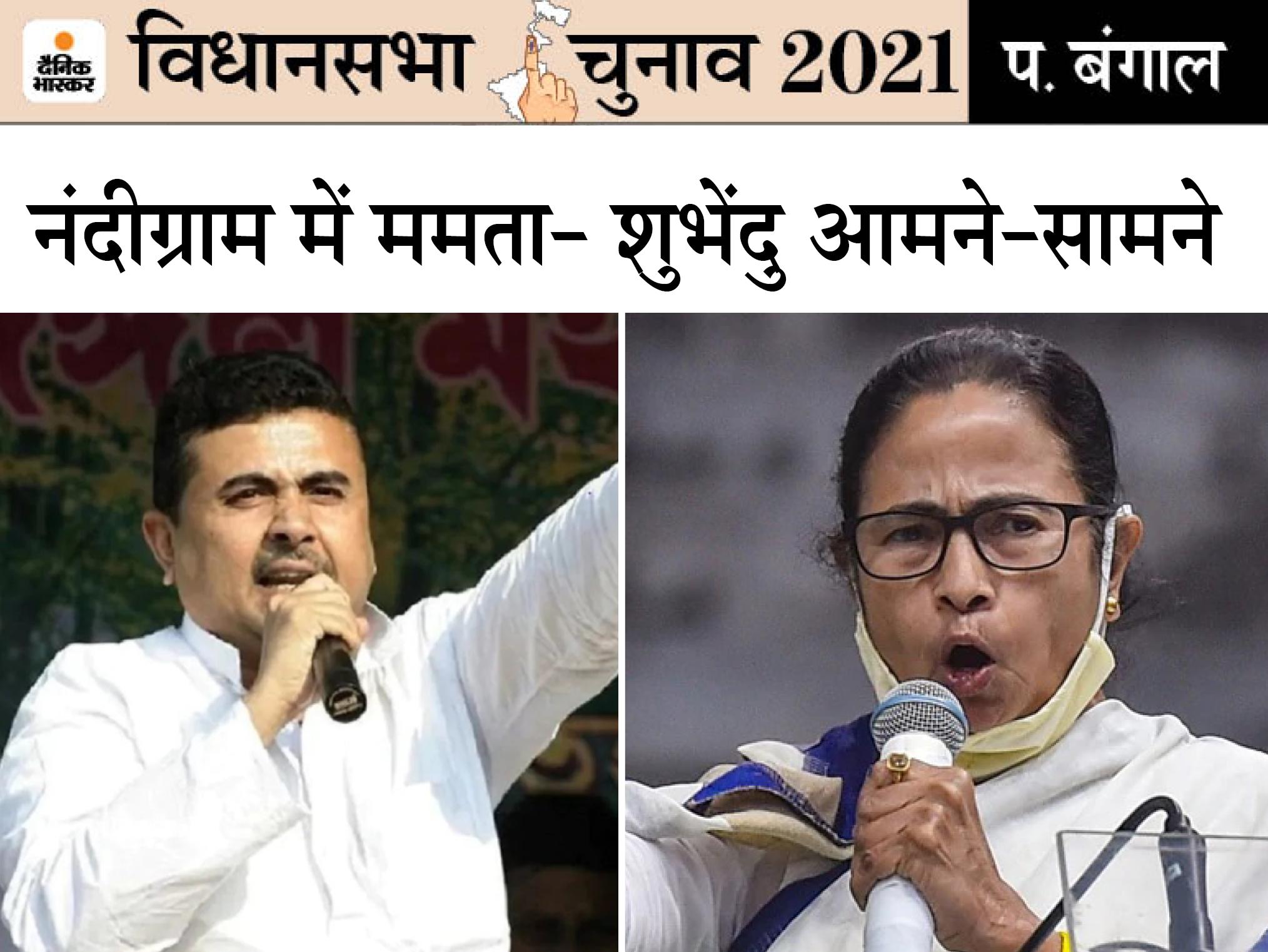 एक दिन पहले पार्टी ज्वॉइन करने वाले घोष को मिला टिकट, एक भी मुस्लिम नहीं; ममता की करीबी रहीं IPS को भी टिकट|DB ओरिजिनल,DB Original - Dainik Bhaskar