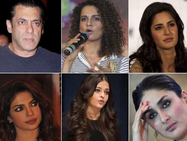 रुबीना दिलैक को मिला मिस एरोगेंट का टैग, सलमान, कंगना समेत इन सितारों को भी बदतमीजी करने पर मिले हैं ऐसे ही नाम बॉलीवुड,Bollywood - Dainik Bhaskar