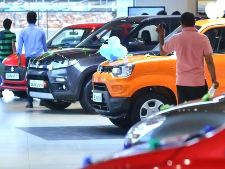 वित्त वर्ष 2021-22 में ऑटो सेक्टर में 10% से ज्यादा वृद्धि होगी, कमर्शियल वाहनों में 36% की ग्रोथ हो सकती है|टेक & ऑटो,Tech & Auto - Dainik Bhaskar