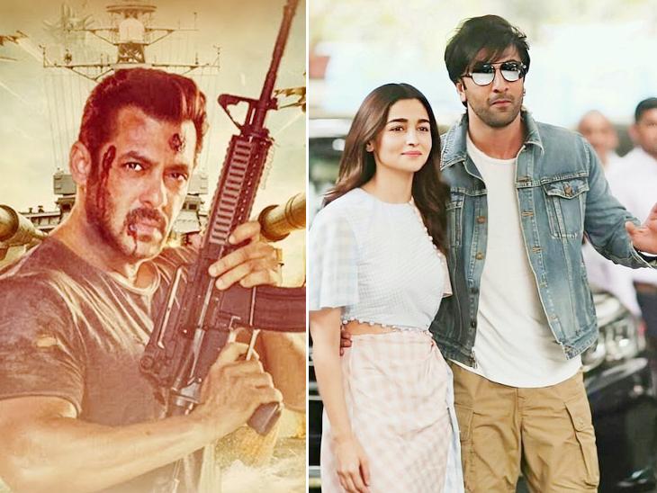 'टाइगर 3' के लिए मुंबई में बनेगा तुर्की का सेट, आलिया को सता रही रणबीर की याद, शाकाहारी राजकुमार ने दिखाई मस्कुलर बॉडी|बॉलीवुड,Bollywood - Dainik Bhaskar
