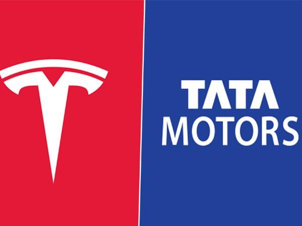 देश में चार्जिंग स्टेशन स्थापित करने के लिए टाटा से बातचीत कर रही टेस्ला, खबरें आने के बाद टाटा पावर के शेयर्स 5.5% बढ़े|टेक & ऑटो,Tech & Auto - Dainik Bhaskar