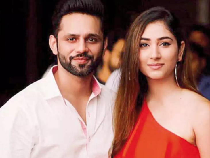 दिशा परमार से शादी को लेकर बोले राहुल वैद्य, 2-3 महीनों में हो जाएगा मेरा शुभ मंगल सावधान|टीवी,TV - Dainik Bhaskar