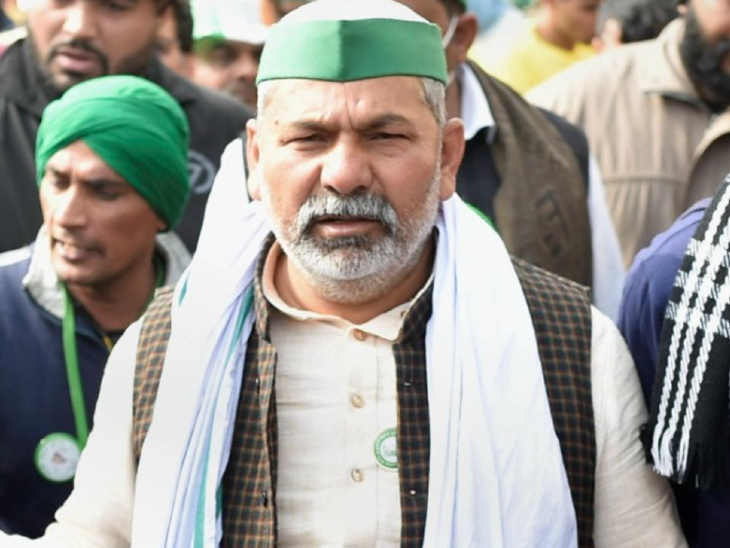 भाजपा के पीछे-पीछे बंगाल पहुंचे किसान संगठन, आज सिंगूर और आसनसोल में महापंचायत करेंगे|देश,National - Dainik Bhaskar