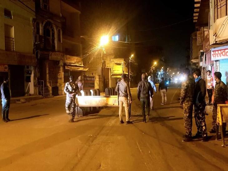 कर्फ्यू अभी नहीं, पर रात 10 बजे बंद होंगे शहर के सारे बाजार, होली के जुलूस, मेला पर प्रतिबंध|ग्वालियर,Gwalior - Dainik Bhaskar