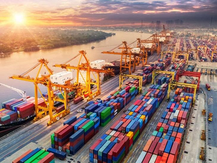 फरवरी में देश का निर्यात 0.67% बढ़कर 27.93 अरब डॉलर पर पहुंचा, सोने का आयात पिछले साल के मुकाबले हुआ दोगुना बिजनेस,Business - Dainik Bhaskar