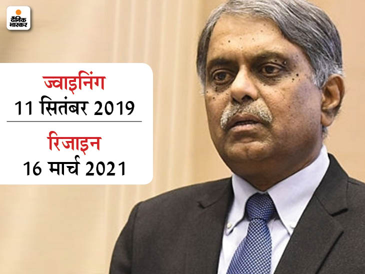 18 महीने पहले PMO के पावरफुल अधिकारी बने थे PK सिन्हा, पद छोड़ने का कारण निजी बताया|देश,National - Dainik Bhaskar