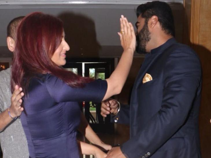 अर्जुन कपूर बोले-'इशकजादे' के बाद एक बार फिर परिणीति चोपड़ा ने मुझे मारा है जोरदार थप्पड़ बॉलीवुड,Bollywood - Dainik Bhaskar