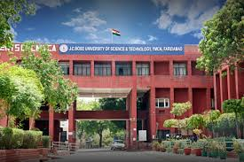 JC बोस विश्वविद्यालय के चार पाठ्यक्रमों को मिली NBA की मान्यता फरीदाबाद,Faridabad - Dainik Bhaskar