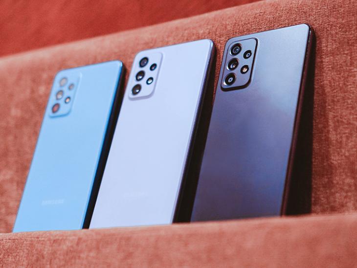 सैमसंग ने लॉन्च किए 40 हजार रु. से कम कीमत के तीन स्मार्टफोन, सभी में 64MP का मेन कैमरा मिलेगा; जानिए कीमत-फीचर्स की डिटेल|टेक & ऑटो,Tech & Auto - Dainik Bhaskar