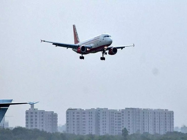 सूरत-इंदौर के लिए अप्रैल से फ्लाइट की शुरुआत, स्टार एयर भी बेंगलुरू-सूरत वन-वे फ्लाइट शुरू करने की तैयारी में|गुजरात,Gujarat - Dainik Bhaskar