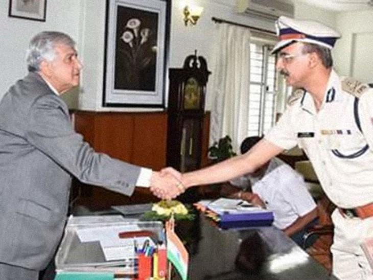 सीनियर IPS एम.ए. गणपति उत्तराखंड कैडर के 1986 बैच के अधिकारी हैं। वे 2017 में उत्तराखंड के DGP रह चुके हैं। - Dainik Bhaskar