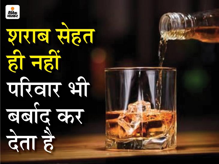 शराब के लिए युवक मांग रहा था रुपए, पिता ने समझाया तो लात-घूंसों से पीटकर ले ली जान|छत्तीसगढ़,Chhattisgarh - Dainik Bhaskar